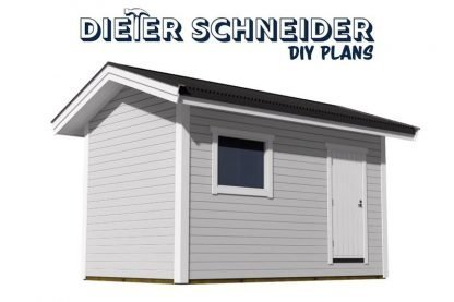 Classic Shed Plans