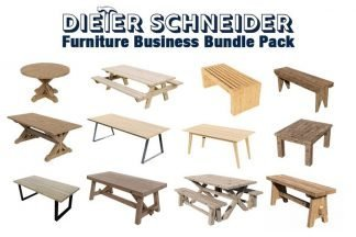 Furniture Plans Bundle Pack