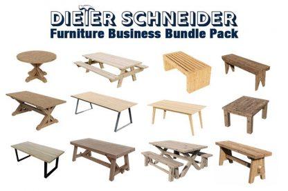 Furniture Plans Bundle Pack