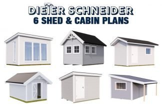 Shed and Cabin Plans