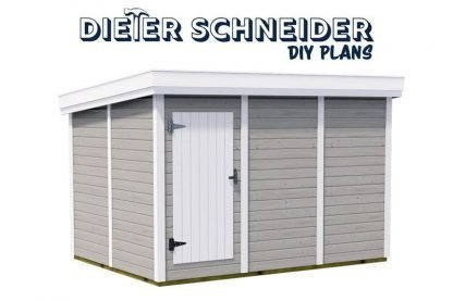 Shed Plans - Flat Pack